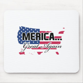 Merica Great Again Mouse Pad