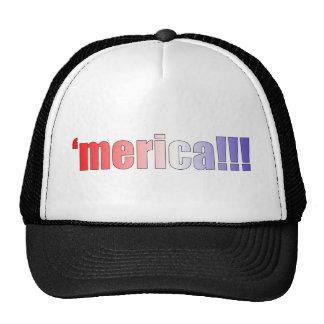 'merica!!! trucker hat