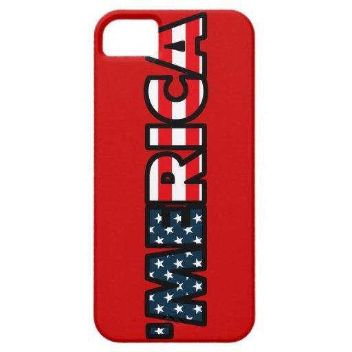 'Merica iPhone 5 Case