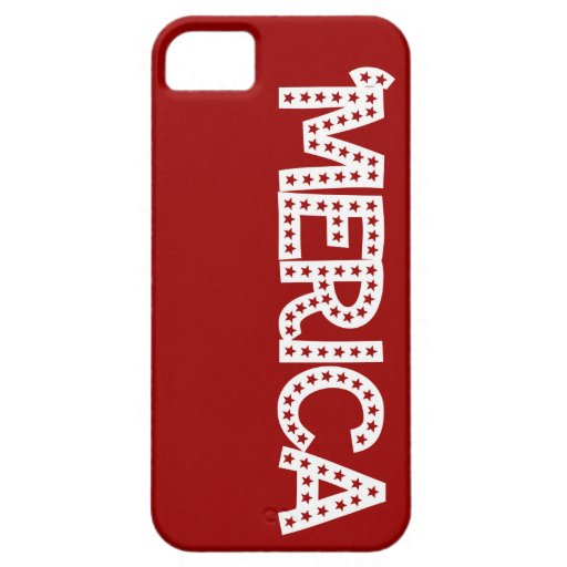 'Merica iPhone 5 Case-Mate Funda