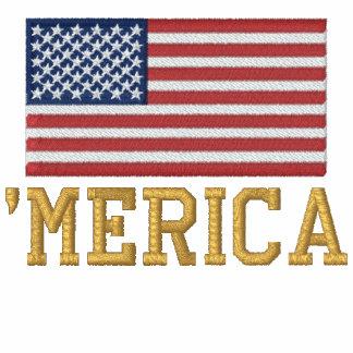 'MERICA LOS E.E.U.U. protagoniza 'el bordado de la