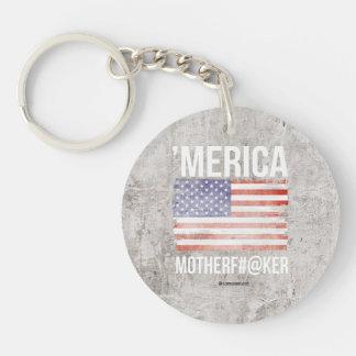 'Merica - MotherF-er Keychain