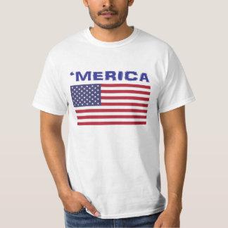 'MERICA. Orgullo americano Playera