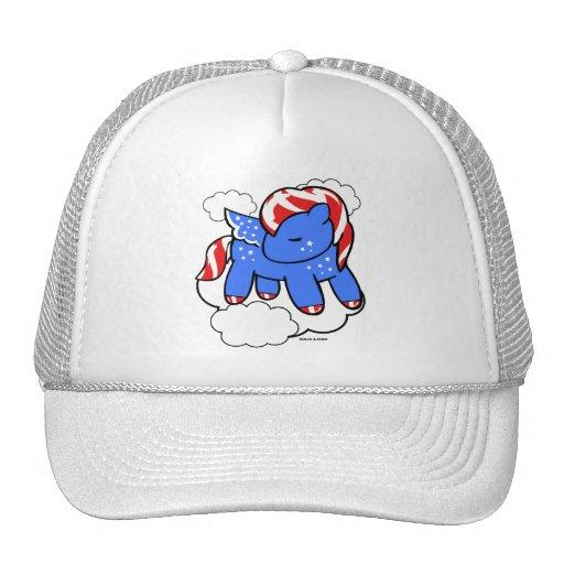 Merica Pony   Trucker Hat Dolce & Pony