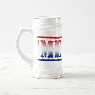 'MERICA Red White & Blue Mugs