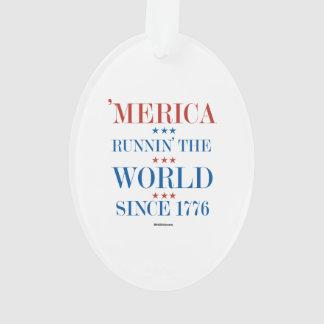 Merica - Runnin' the world since 1776