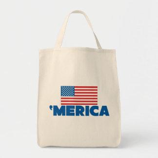 'Merica Tote Bag