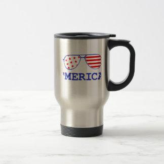 'Merica Travel Mug