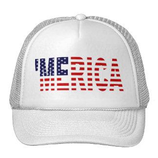 'Merica US Flag Hat