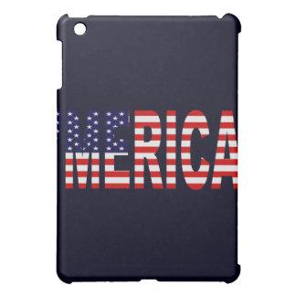 'MERICA US Flag iPad Mini Covers