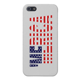 'MERICA US Flag iPhone SE/5/5s Cover