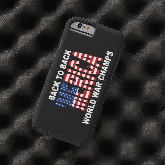 'MERICA US Flag World War Champs iPhone 6 case