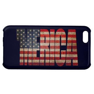 'MERICA Vintage U.S. Flag iPhone 5 Case