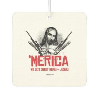 'Merica - We Got Guns and Jesus