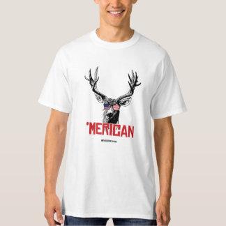 'Merican Deer - - Politiclothes Humor --.png T-Shirt