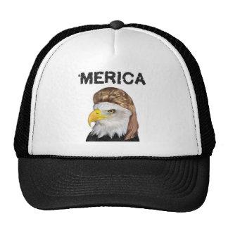'Merican Eagle Trucker Hat