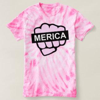Merican Fist Bump T-shirt