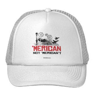 Merican Not Merican't Trucker Hat