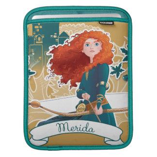 Merida - Brave Princess iPad Sleeve