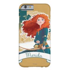 Merida - Brave Princess iPhone 6 Case