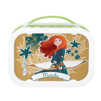 Merida - Brave Princess Lunch Boxes