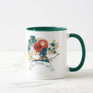 Merida - Brave Princess Mug