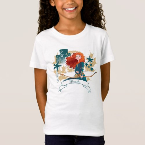 Merida _ Brave Princess T_Shirt