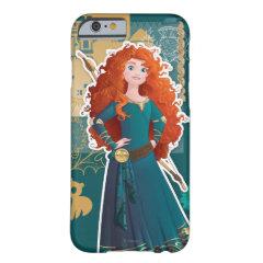 Merida - Confidence Makes Me Brave iPhone 6 Case