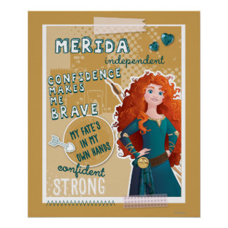 Merida - Independent Poster