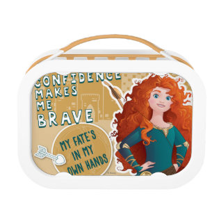 Merida - Independent Yubo Lunchboxes