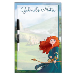 Merida | Let's Do This Dry-Erase Board