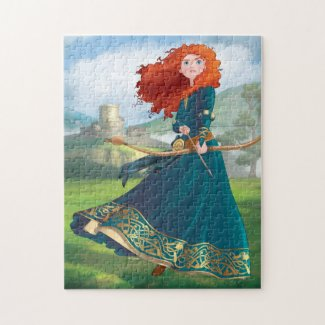 Merida | Let's Do This Jigsaw Puzzle