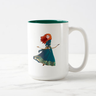 Merida | Let's Do This Two-Tone Coffee Mug