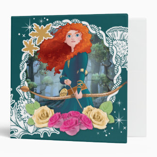 Merida - My Fate is in my Own Hands 3 Ring Binder