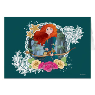 Merida - My Fate is in my Own Hands Card