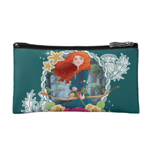 Merida - My Fate Is In My Own Hands Cosmetic Bag at Zazzle