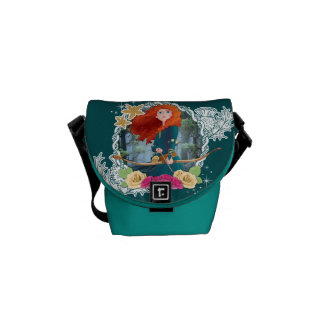 Merida - My Fate is in my Own Hands Courier Bag