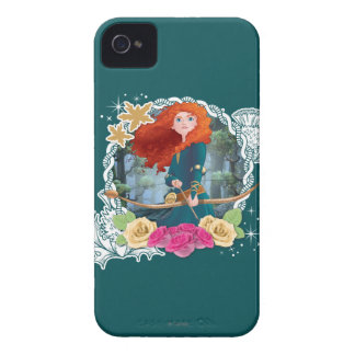 Merida - My Fate is in my Own Hands iPhone 4 Case