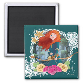 Merida - My Fate is in my Own Hands Magnet