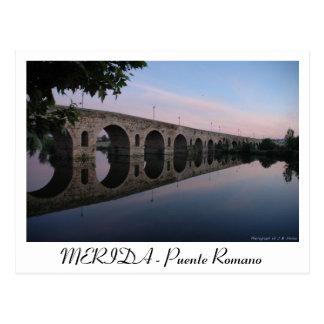 MERIDA - Puente Romano Postales