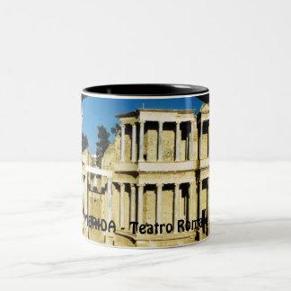 MERIDA - Romano Theater Two-Tone Coffee Mug