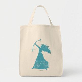 Merida Silhouette Tote Bag