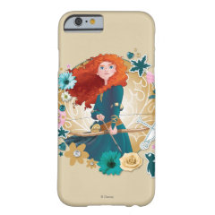 Merida - Strong iPhone 6 Case