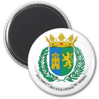 Merida Yucatan, Mexico 2 Inch Round Magnet