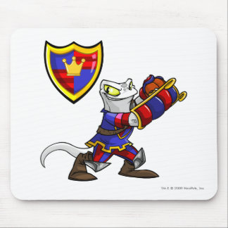 Meridell Team Captain 1 Mouse Pad