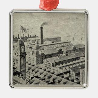 Meriden Britannia Co Metal Ornament
