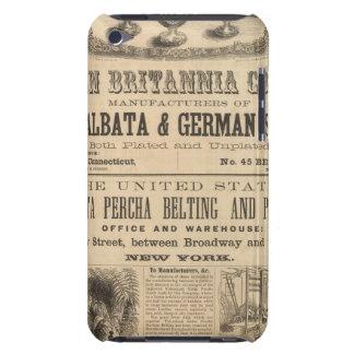 Meriden Britannia Company Case-Mate iPod Touch Case