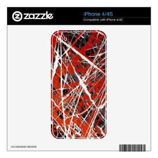 MERIDIAN (an abstract art design) ~ iPhone 4S Decals