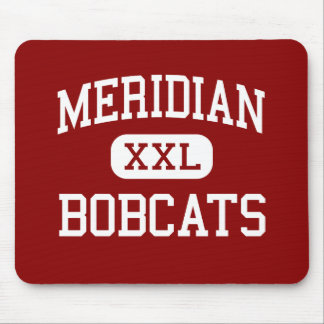 Meridian - Bobcats - High School - Mounds Illinois Mouse Pad