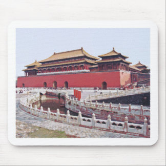 Meridian Gate Drawing Mouse Pad